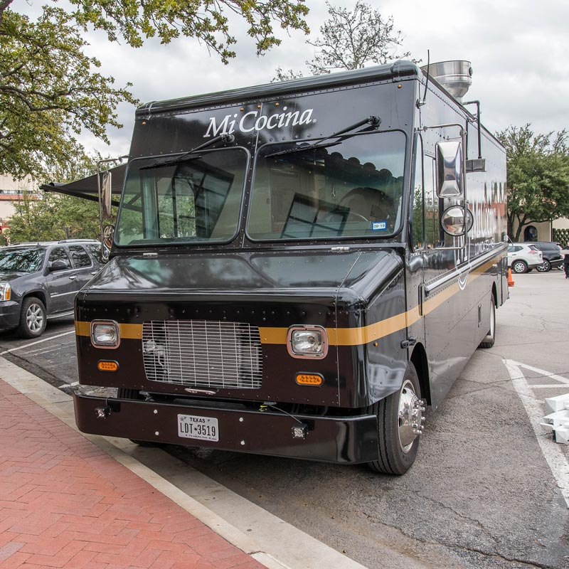 Mi Cocina Food Truck Rental Services Food Truck Catering Service